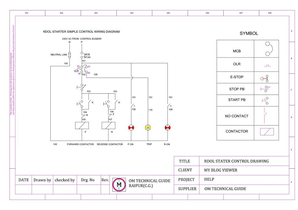 Rdol Starter Electrical Starter  U00bb Omtechguide Electrical